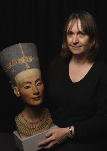 Joyce Tyldesley and Nefertiti