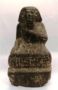 Statuette of Shesmu-hotep (Acc. no. 6135)
